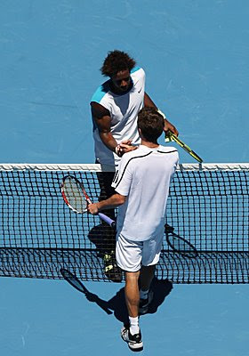 Monfils and Simon