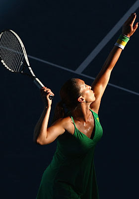 Tennis Top#1 Jelena Jankovic Best Photo