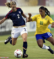 Heather Blaine Mitts American soccer player