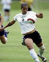 US Women's National Team forward Natasha Kai