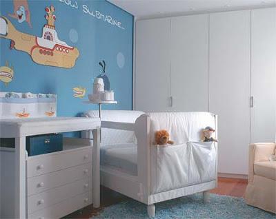 quarto para bebes