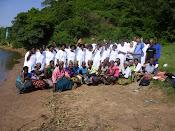 Segundo Batismo em Palmeira em Dezembro de 2010. 22 Candidatos.