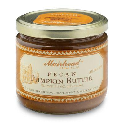 ... tie and flip flops: Muirhead Pecan Pumpkin Butter Creme Brulee #recipe
