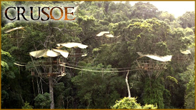 Crusoe Inspired Treehouse Crusoe