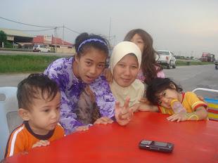 Makan-Makan Di Sekincan Selangor