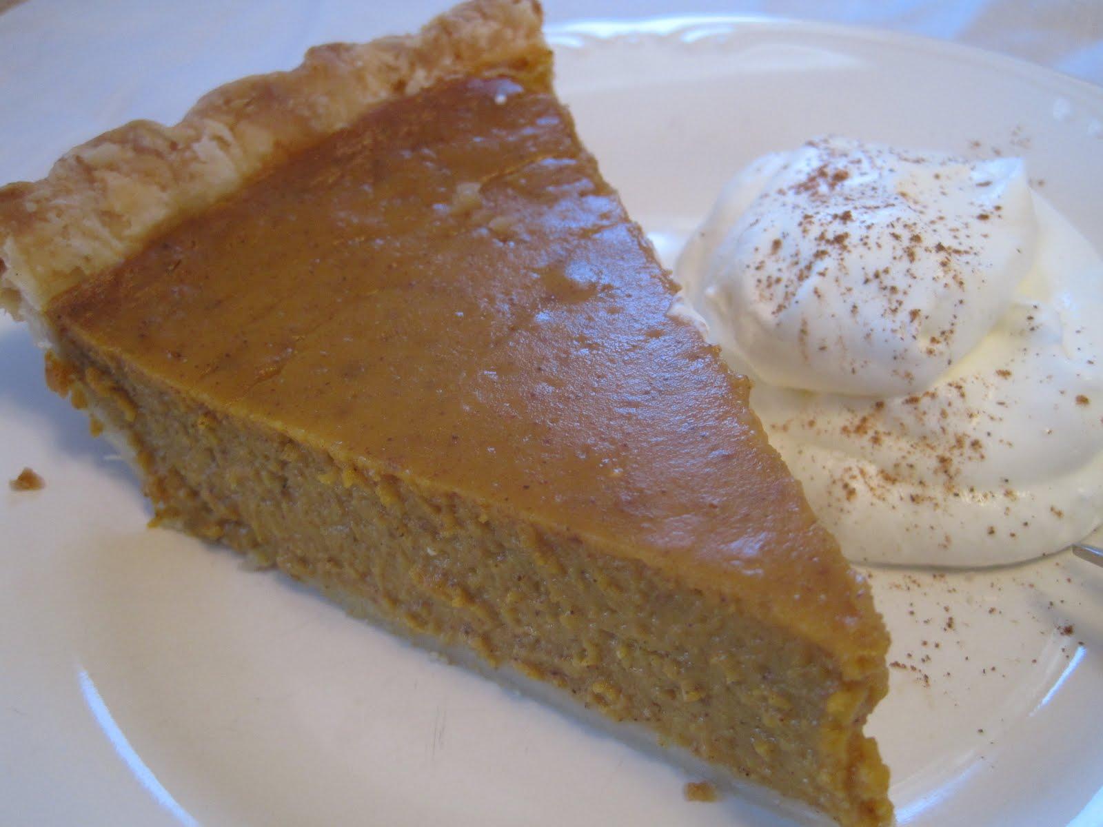 Lynda's Recipe Box: Butternut Squash Pie
