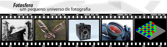 Fotosfera - um pequeno universo de fotografia