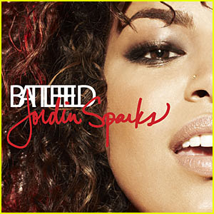 Jordin Sparks Battlefield MP3 Lyrics Video