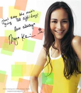 Maya Karin Erti Cinta MP3 Lirik