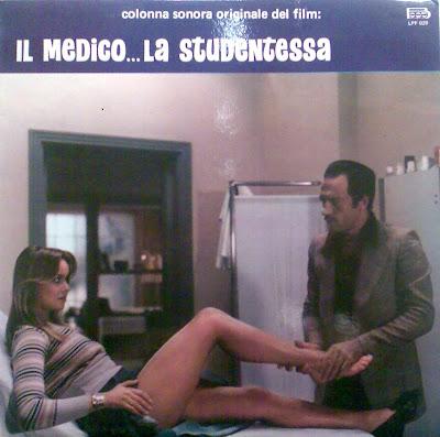 Roberto Pregadio – Il Medico...La Studentessa (1976)