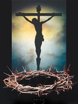 imagenes de jesus crucificado. Hijos Míos, Soy Jesús de