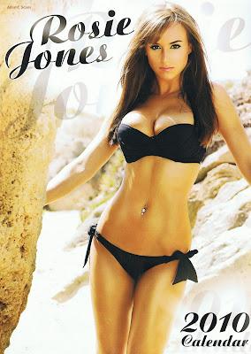 Rosie Jones 2010 Calendar