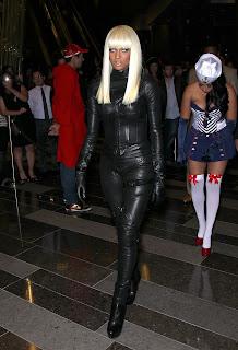 Halloween SlutWatch: Ciara