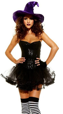 Halloween SlutchWatch: Rosie Jones