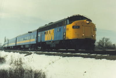 Superb Although GM And MLW Cab Units Were In Charge Of Most VIA Trains In The Late  Eighties, The F40PH 2u0027s, VIAu0027s First New Locomotives Since The LRC, ...