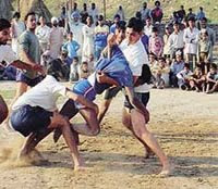 Travel-o-Rama: Kabaddi Game History