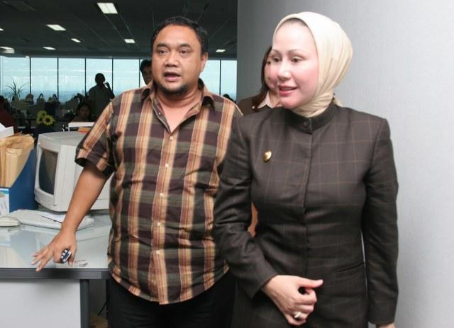 Koran Black Campaign dari Satelit News di Tangerang Banten