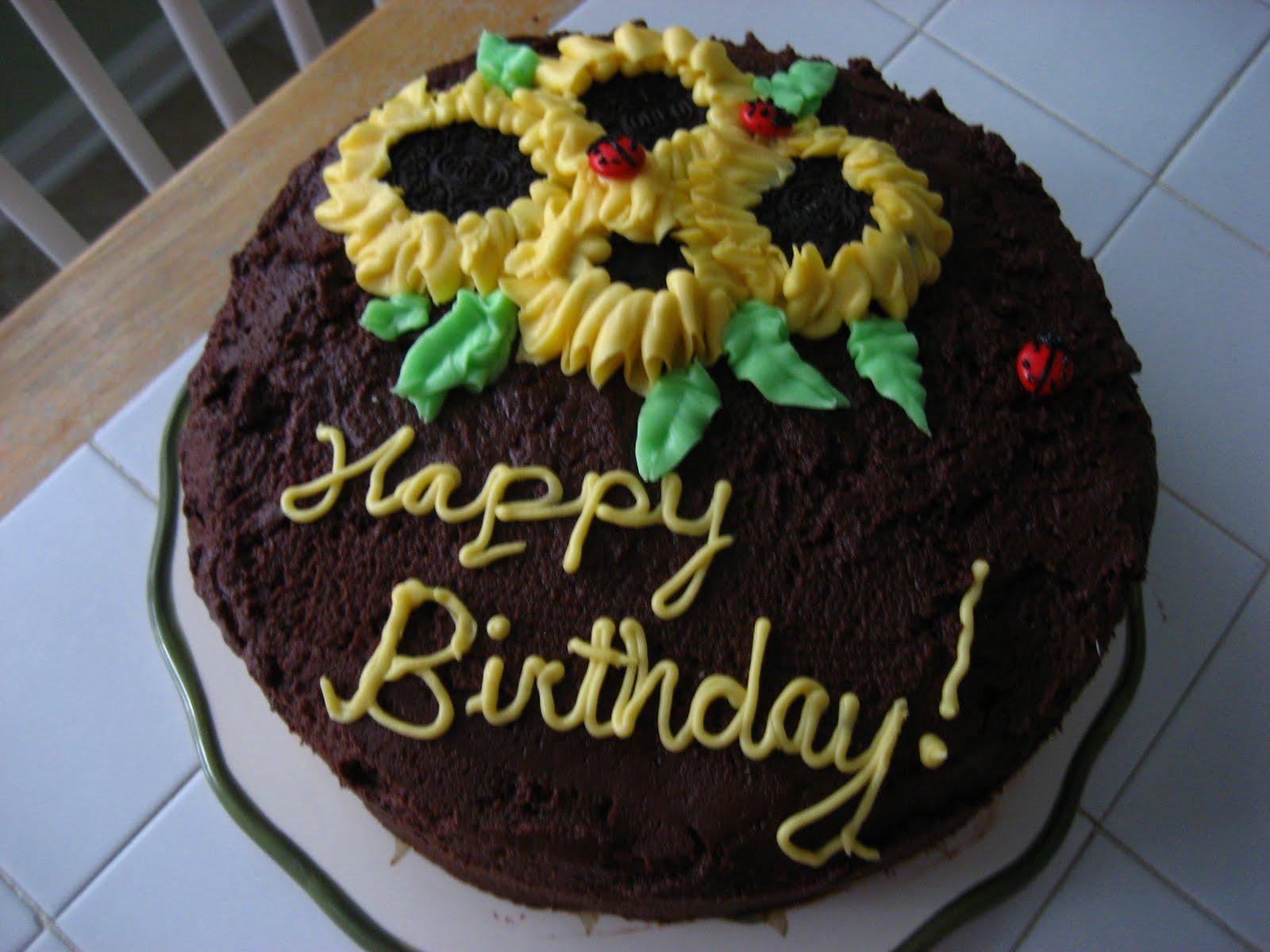 AliCakes Happy Birthday Mom