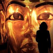 В Ираке раскопана статуя Тутанхамона