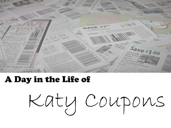 A Day in the Life of Katy Coupons