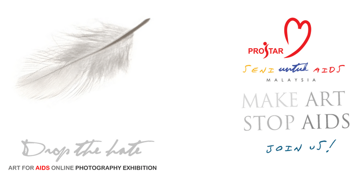 ART for AIDS Malaysia online photography exhibiton