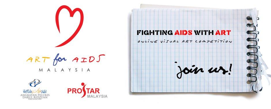 SENI untuk AIDS (Art for AIDS) Malaysia