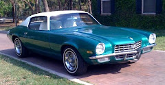 Gary's 1972 Camaro