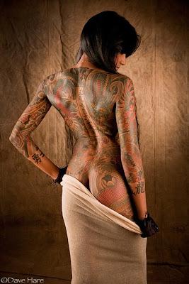 Butterfly Tattoo Vagina