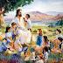 Evangelização para crianças no CELE