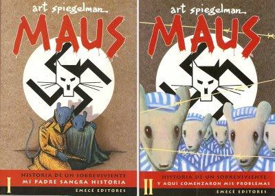 Maus: A survivor's tale en español