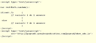 script AdSense