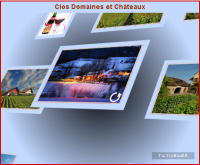 Images de Flickr avec Tiltviewer