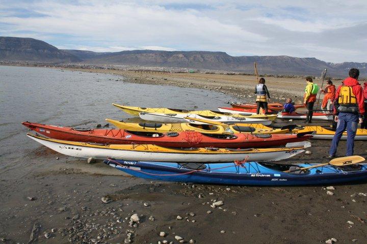 Continua el Curso de Kayak...¡