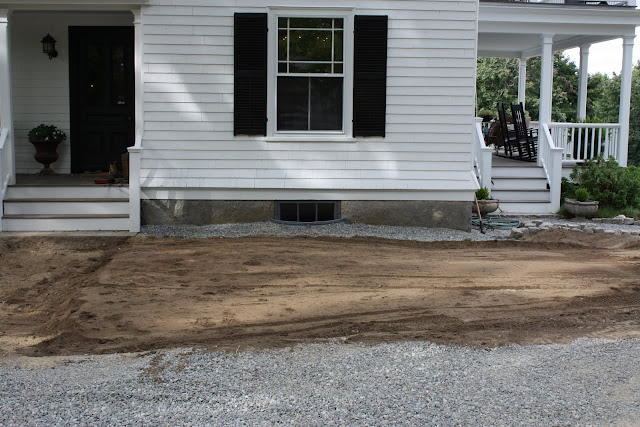The Gravel Strip Under The Window Is One Of Several French Drains That We  Added Around The Perimeter Of The House After An Unfortunate Incident With  Water ...