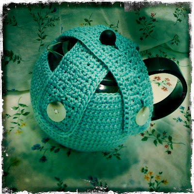 Maggie's Crochet   Tea Set Crochet Pattern