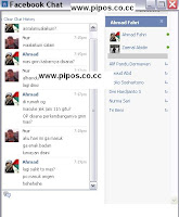 Facebook Chat - Software chating facebook seperti Yahoo Messeger