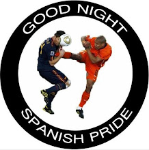 Good night Spanish Pride