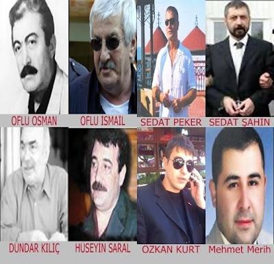 Ünlü türk mafya babaları