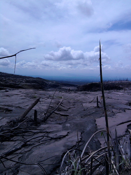 Merapi, after the eruption; new hope, new beginning