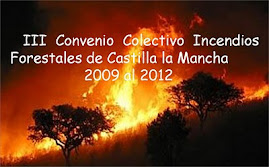 III Convenio Colectivo Incendios Forestales CLM