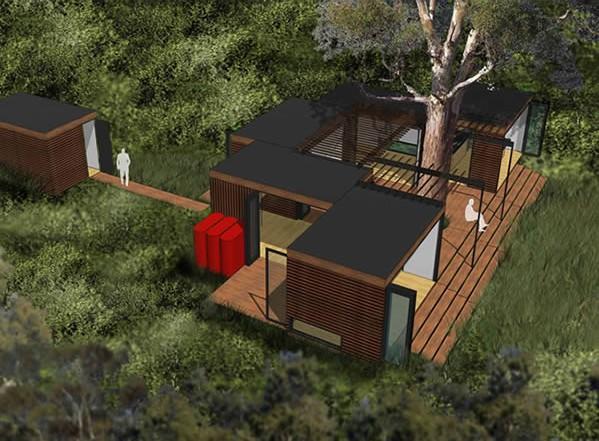 Desarrollo y defensa casa prefabricadas - Prefabricados de madera ...