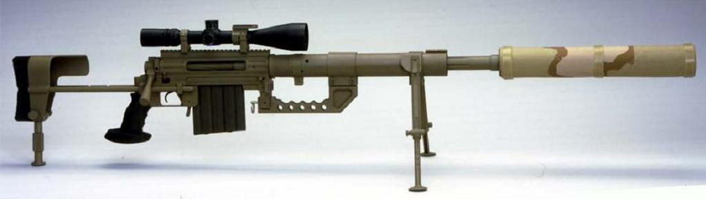 CheyTac Intervention Sniper Rifle