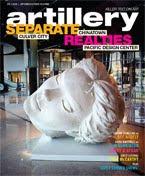 Artillery Magazine: Killer Text on Art