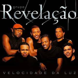 capa Grupo Revelação   Velocidade da Luz | músicas