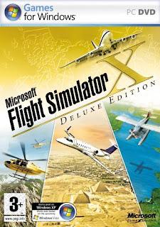 Download Microsoft Flight Simulator X: Deluxe Edition - PC
