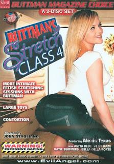 Evil Angel - Buttman's Stretch Class 4 | Assistir Filme Porno Online