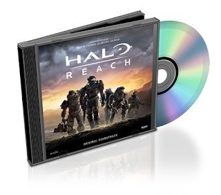 CD Trilha Sonora - Halo: Reach (2010)