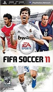 Download Fifa 2011 | PSP