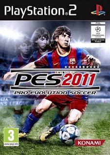 Download Pro Evolution Soccer 2011 | PS2