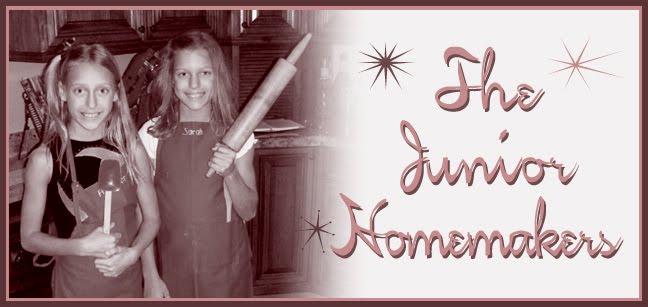 The Junior Homemakers